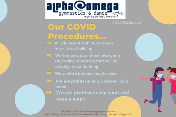 COVID Procedures