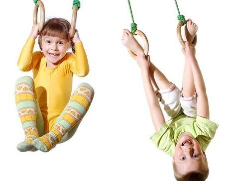 Preschool Gymnastics Class