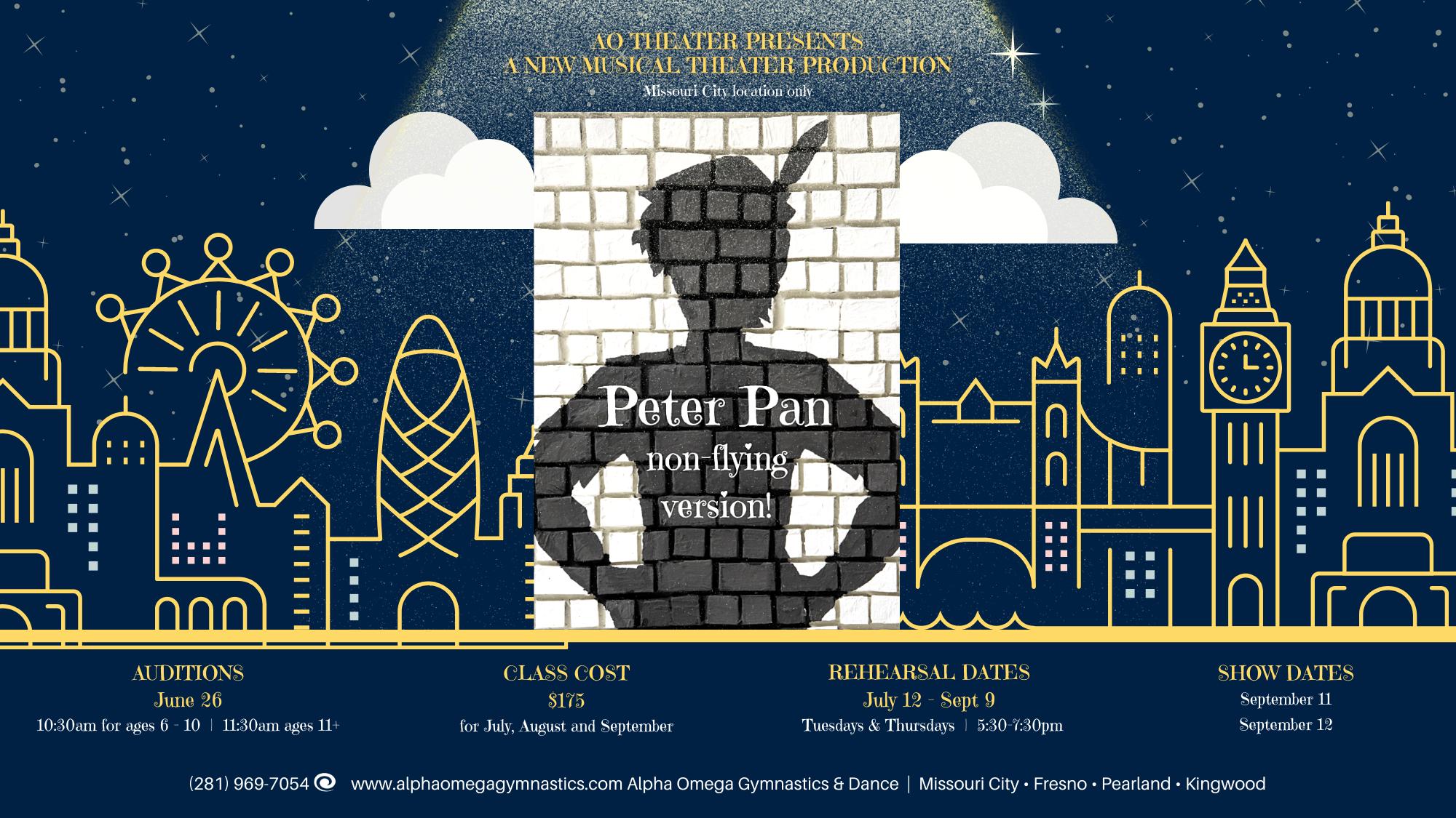 Peter Pan Production 2021