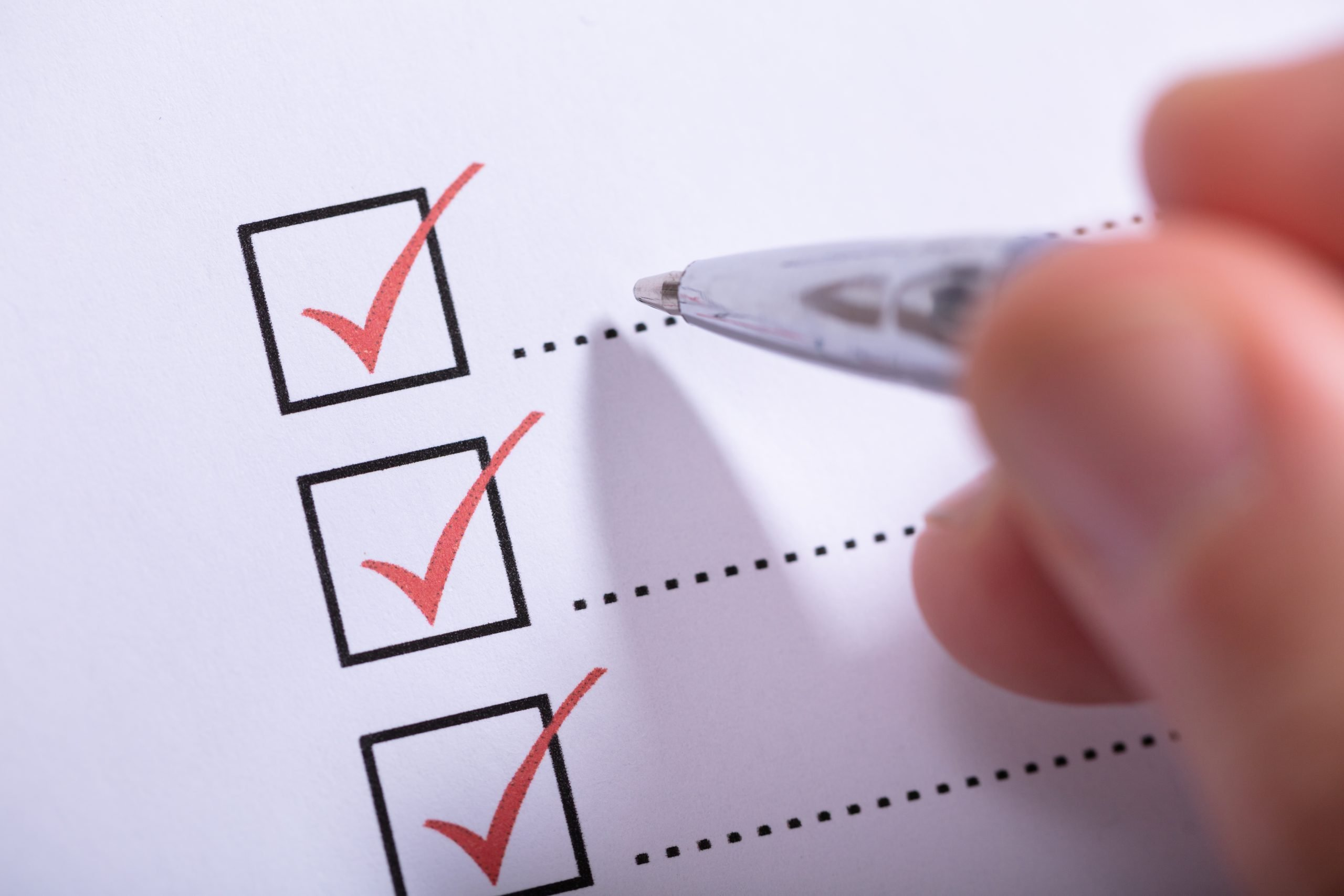 Customer Poll