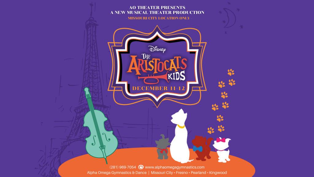Aristocats at AO Theater